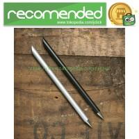 The Inkless Metal Pen / Pena Besi - Black