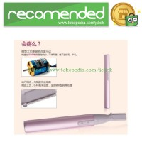 Electric Eyebrow Trimmer Devices / Alat Pencukur Alis - Pink