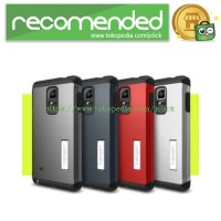 SGP Tough Armor Plastic + TPU Combination Case with Kickstand for Gala
