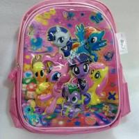 Jual tas anak kuda poni 6d variasi lampu Murah