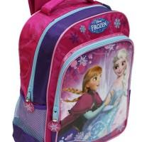 Jual Disney Frozen Original Set Ransel Ukuran SD FZ 924021 - Diskon Murah