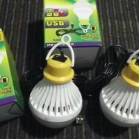 Jual Lampu Bohlam LED USB 7 Watt / 7Watt Diskon Murah