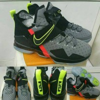 ec2b8b133f06 Sepatu Basket Nike Lebron 14 X Mas Out Of Nowhere