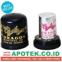 Dragon H1 5 gr - Menthol 100% - Obat Gosok/Sakit Kepala/Pusing