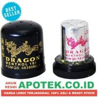Dragon H2 3 gr - Menthol 100% - Obat Gosok/Sakit Kepala/Pusing