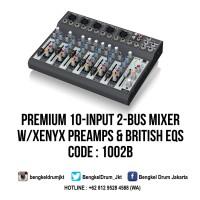 Behringer Analog Mixer XENYX 1002B