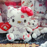 Jual Power Bank Boneka 10.000mah Sanrio Hello Kitty Exclusive Murah