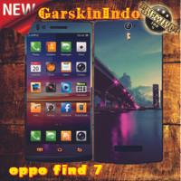 GARSKIN HP OPPO FIND 7 FULL BODY MURAH