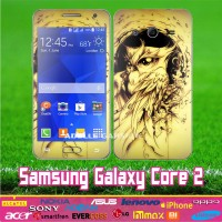 GARSKIN HP SAMSUNG GALAXY CORE 2  FULL BODY MURAH