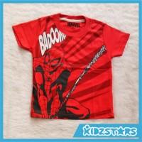 Baju / Kaos / Pakaian Anak Karakter Superhero / Kartun AAK09