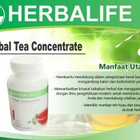 Thermo tea herbal concentrate teh pembakar lemak