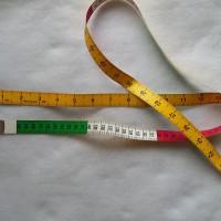 Meteran Kain / Baju / Badan 150 cm made in German