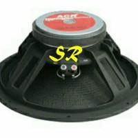 Speaker 12 inch 1280 ACR Black Magic 500watt (sepasang)