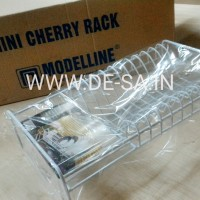 Modelline KSR-02 Mini Cherry Rack / Rak Piring Gelas Mini Cherry