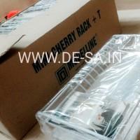Modelline KSR-02 / Rak Piring Gelas Mini Cherry (Dengan Tatakan)