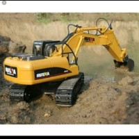 RC Excavator HuiNa Toys1550 15Channel 2.4Ghz 1/12 Metal Limited