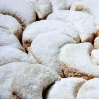 Kue Kering Putri Salju utk Lebaran, Natal, Imlek, oleh-oleh Enak Halal