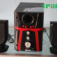 GMC 888D3 BT. Speaker Aktif Multimedia, Bluetooth High Quality