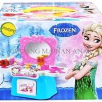 Jual [OPENING PROMO!] Mainan Anak Perempuan Mini Beauty Set Frozen Make Up  Murah