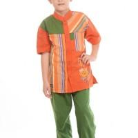 Jual  Model     Baju Anak Muslim, Koko Anak Katun, Koko HAIHAI AK 02