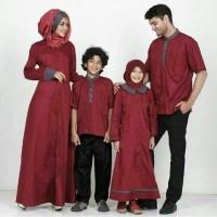 Harga baju muslim couple keluarga | Pembandingharga.com