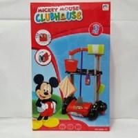 Jual Little Helper Sapu Mickey Mouse Mainan Anak Perempuan Murah