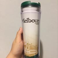Starbucks AUSTRALIA MELBOURNE DISCONTINUED / RARE Global City Tumbler