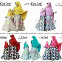 Harga baju muslim wanita laila couple | Pembandingharga.com