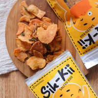 Jual Sikkii Salted Egg Potato Chips Murah