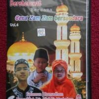 VCD KARAOKE SHOLAWAT CENG ZAM-ZAM DAN LANGITAN V4