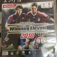 kaset ps 3 winning eleven 2010