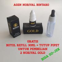 NORIVAL GOLD - penghemat & optimalkan BBM Bensin (Oktan Booster)