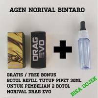 NORIVAL DRAG EVO - penghemat & optimalkan BBM Bensin (Oktan Booster)