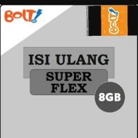isi ulang BOLT SUPERFLEX 8gb