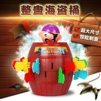 Jual King Jumping Pirate Roulette Game Lucky Barrel Running Man JUMBO SIZE Murah