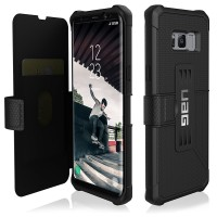 UAG Metropolis Case Samsung Galaxy S8 Plus - BLACK