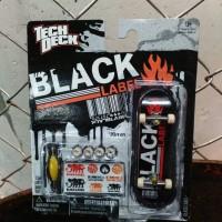 Black Label D Tech Deck