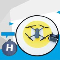 FPV Drone Landing Pad Parking Apron DJI Phantom 4 / 3 Mavic 80cm