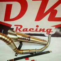 knalpot racing yamaha soul gt jardine gp1 high quality