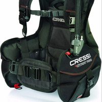 BCD Cressi Start Pro (Only S) - Kuat,Bandel,Weight Pocket IC721801