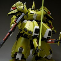 mASTER gRADE gUNDAM tHE o DABAN Model