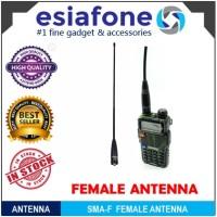Baofeng Antena SMA-F NA-771 WBF-UV5R BF-888S UFO-1 BF-UV5RE UV-82