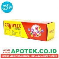 Caviplex Tablet - Obat Multivitamin Dewasa / Ibu Hamil - Tambah Darah