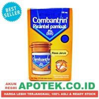 Combantrin Pirantel Pamoat 10 ml - Obat cacing - Jeruk
