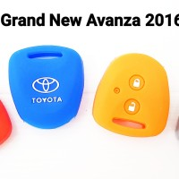 Kondom Silikon Remote Kunci Grand New Avanza 2016