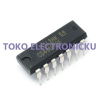 CD40106BE CD 40106 BE CD40106 Inverter Schmitt Trigger DIP 14 Pin