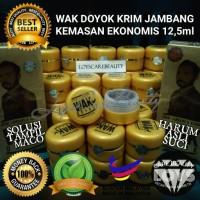 Jual Wak Doyok Sempel 12,5ml Crem Kumis / bulu lainnya ORIGINAL 100% Murah