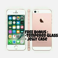 FREE BONUS iPhone 5 16GB Rose Gold Like SE LIMITED EDITION