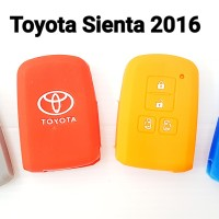 Kondom Silikon Remote Toyota All New Sienta V Q keyless