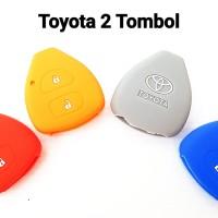 Kondom Silikon Remote Toyota Vios, Yaris, Grand Innova
